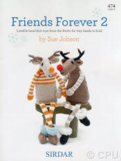 Friends Forever 2 Book - Click HERE to view some of the patterns in this Book
