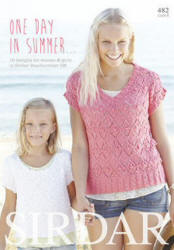 One Day in Summer Book - Click HERE to view some of the patterns in this Book