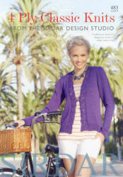 Sirdar 4 Ply Classic Knits Book - Click HERE to view some of the patterns in this Book