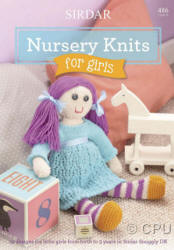 Nursery Knits for Girls Book - Click HERE to view some of the patterns in this Book