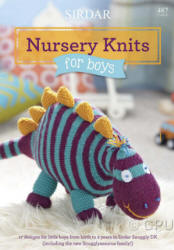 Nursery Knits for Boys Book