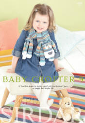 Baby Crofter 9 Book - Click HERE to view some of the patterns in this Book