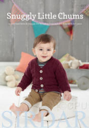 Snuggly Little Chums Book - Click HERE to view some of the patterns in this Book