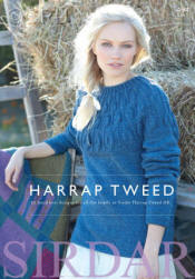Harrap Tweed Book - Click HERE to view some of the patterns in this Book
