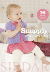 Snuggly Little Party Knits Book - Click HERE to view some of the patterns in this Book