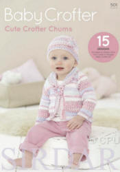 Cute Crofter Chums - Click HERE to view some of the patterns in this Book