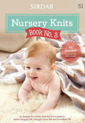 Nursery Knits No. 3 Book - Click HERE to view some of the patterns in this Book
