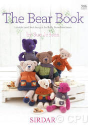 The Bear Book - Click HERE to view some of the patterns in this Book