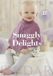 Snuggly Delights - Click HERE to view some of the patterns in this Book