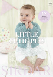 Little Cutie Pies - Click HERE to view some of the patterns in this Book