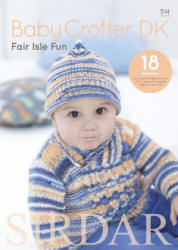 Fair Isle Fun - Click HERE to view some of the patterns in this Book