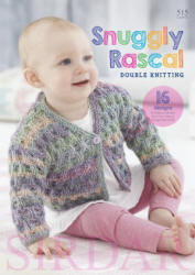 Snuggly Rascal - Click HERE to view some of the patterns in this Book