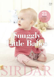 Snuggly Little Babes - Click HERE to view some of the patterns in this Book