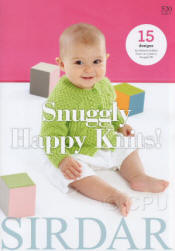 Snuggly Happy Knits - Click HERE to view some of the patterns in this Book