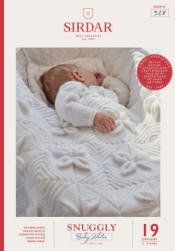 Sirdar Snuggly Baby Whites Book 528