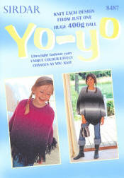 Yo-yo Pattern Booklet - Click HERE to view some of the patterns in this Book