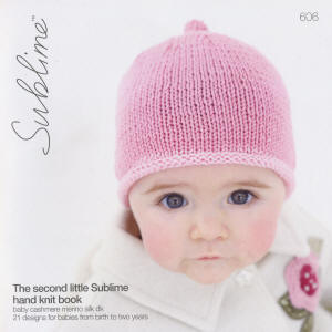The Second Little Sublime Hand Knit 606