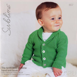 The tenth little Sublime hand knit Book