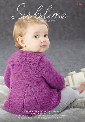 The Seventeenth Little Sublime hand knit Book