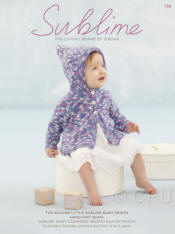 Sublime Baby Cashmere Merino Silk Prints DK Pattern Books