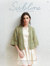 Sublime Elodie Double Knit Pattern Books