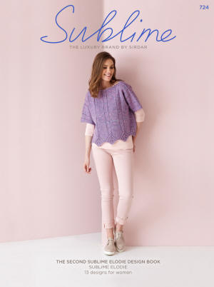 The second Sublime Elodie design Book