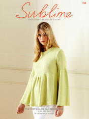 The first Sublime Isla design Book 726 - Click HERE to view some of the patterns in this Book