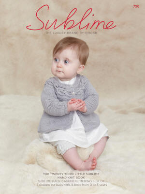 The Twenty Third Little Sublime Hand Knit Book