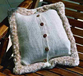 Cable Cushion Cover Bag