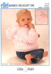 elle Babies Delight DK Patterns