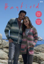 Hayfield Spirit Double Knit Patterns