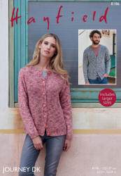 Hayfield Journey Double Knit Patterns