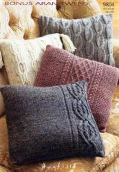 Hayfield Bonus Aran Tweed Patterns