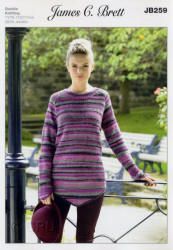 James C.Brett Woodlander DK Patterns