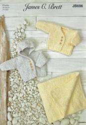 James C.Brett Baby Velvet Chunky Patterns