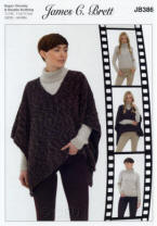 Knitted Tabbard & Sweater