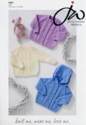 Jenny Watson Babysoft 4ply Patterns