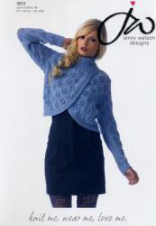 Jenny Watson Pure Merino DK Patterns