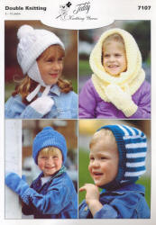 Baby and Child Accessories Patterns