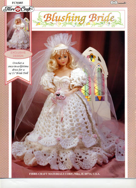 Various Manufacturers Fashion Dolls Clothes Pattern Leaflets