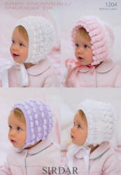 Sirdar Baby Snowball Patterns
