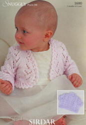 Sirdar Snuggly Pearls Double Knit Patterns