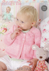 Sirdar Snuggly Kisses Double Knit Patterns