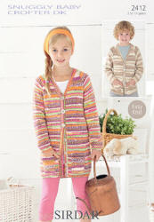 Sirdar Snuggly Crofter Double Knit Patterns