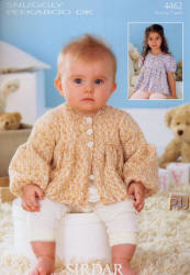 Sirdar Snuggly Peekaboo Double Knit Patterns