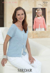 Sirdar Ella Double Knit Patterns