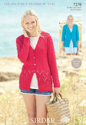 Sirdar Beachcomber Double Knit Patterns
