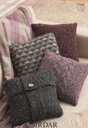 Sirdar Bouffl� Chunky Patterns