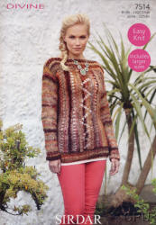 Sirdar Divine Double Knit Patterns