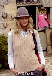 Sirdar Balmoral Double Knit Patterns